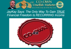 CO-OWN UnselfishMarketer.com Membership Pays 51% Recurring Affiliate Commissions