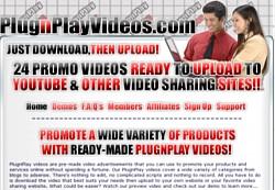 PlugnPlayVideos.com Membership